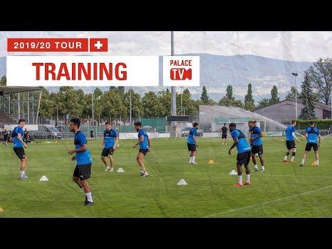 Training in Switzerland | Crystal Palace Pre-season