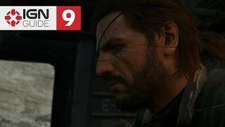 Metal Gear Solid 5 S-Rank Walkthrough - Episode 05: Over the Fence