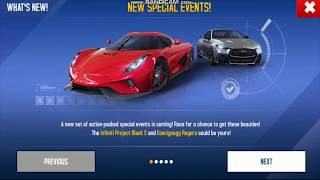 Asphalt 8 - Latest Summer Update - v4.4.0 - With New Cars! (August 2019)