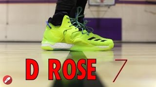 adidas D Rose 7 Primeknit Review!