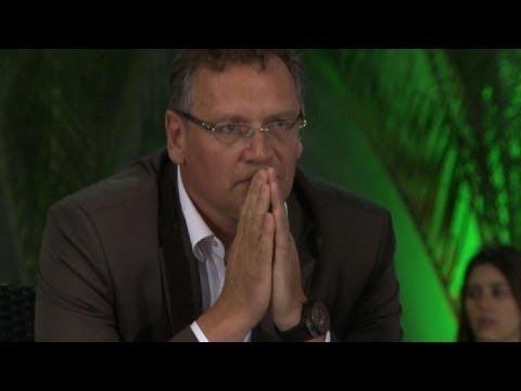 Valcke rechaza preguntas sobre Catar 2022