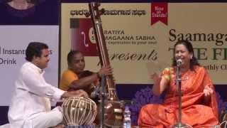 2015 - Concert by Arati Ankalikar - Part One