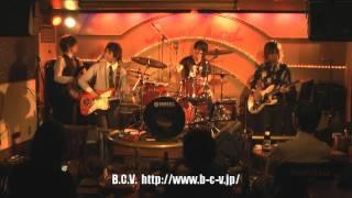 B.C.V.ライブ 2012/01/18 Live@JohnnyAngel(小岩) http://www.b-c-v.jp/
