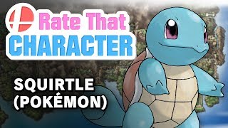 Squirtle - Rate That Character