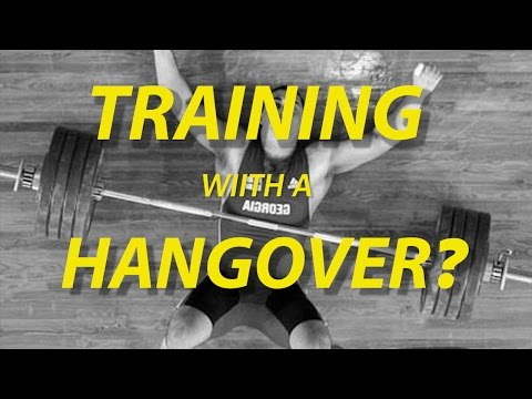 Should you workout with a Hangover? | Rant & Resolution: Episode 7