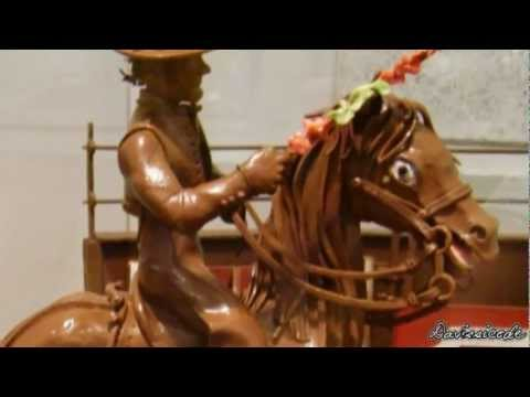 Museu De La Xocolata (Museum of Chocolate) - Barcelona (Spain) (HD)
