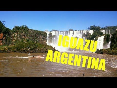 Iguazu Falls in Argentina, MUST SEE!