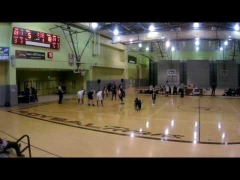 Josh Abrams #10 Birmingham vs Rancho Dominguez