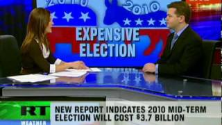 Despite recession, billions to be spent on 2010 campaigns