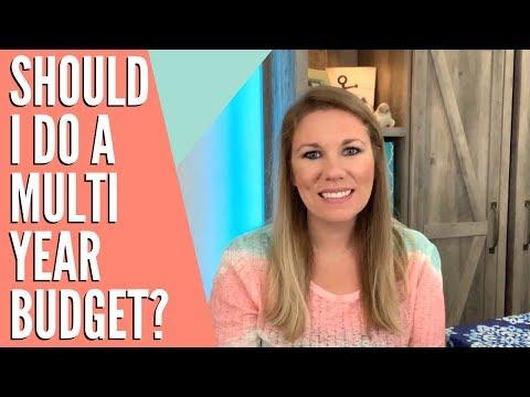 should-i-do-a-multi-year-budget?-|-#ddf-q&a-|-#debtfreecommunity