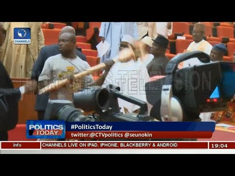 Saraki Condemns Senate Invasion As PDP Says Act Is Not Strange |Politics Today|
