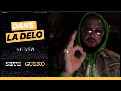 Youtube: DANS LA DELO – SETH GUEKO I INTERVIEW (ENLIVEDUFER)