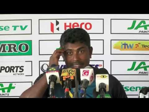 2nd Test, Day 2 - Post Match Press Conference with Rangana Herath