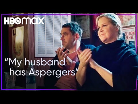 Amy Schumer Destroys Aspergers Stigma | Expecting Amy | HBO Max