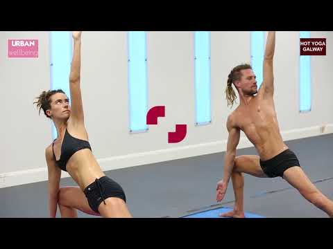Hot Yoga The Hottest Workout In Town