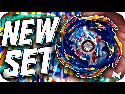 *IT'S HERE!!* NEW Limit Break DX Set In-Depth Look!! || Beyblade Burst Sparking