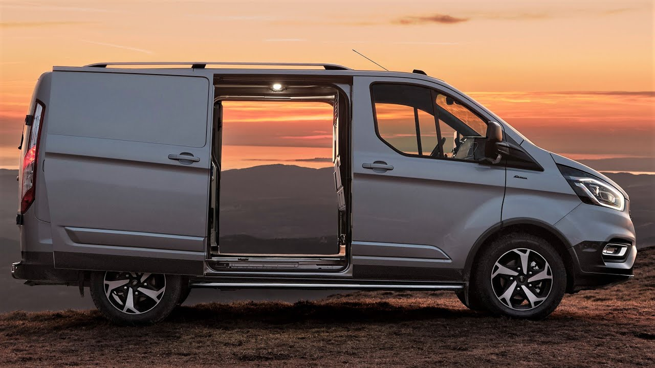 2020 Ford Transit Custom Active Versatile And Capable Van Youtube