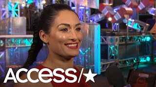 Nikki Bella Talks Taking On Celebrity Ninja Warrior Course For Red Nose Day