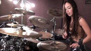 DROWNING POOL BODIES DRUM COVER BY MEYTAL COHEN - mp3 مزماركو تحميل اغانى