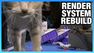 Render Rig Rebuild & Premiere Multi-GPU Disappointment