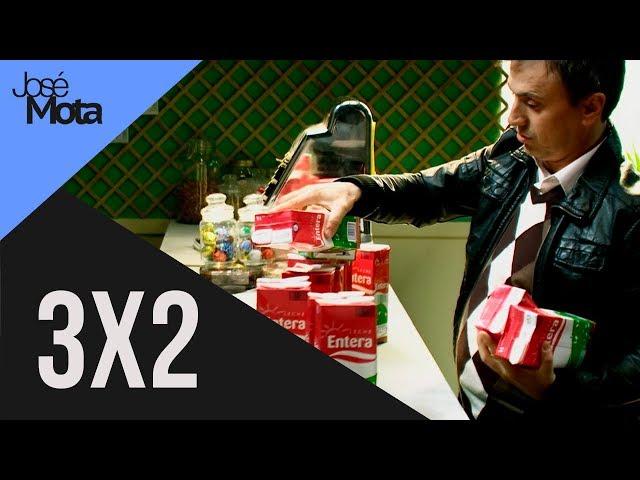 ¡El 3x2 es un chollo!
