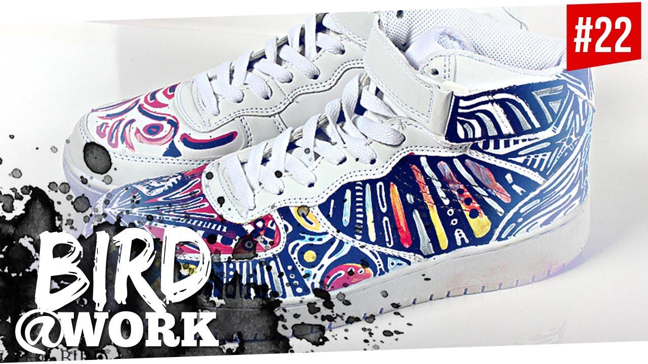 2a93085954b6 DIY Custom Shoes ...