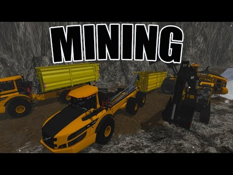 MINING | SNOW | SELLING GOLD | MAKING CONCRETE