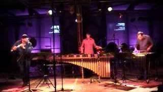 OBLIVION par OVALE TRIO flute marimba vibes
