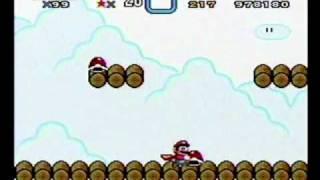 Super Mario World (SNES) Walkthrough: Part 19 (Butter Bridge 1 & 2)
