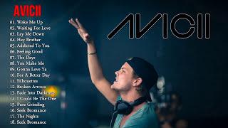 Avicii Greatest Hits Cover 2017 - Avicii Best Songs - Avicii  Full Album 2017