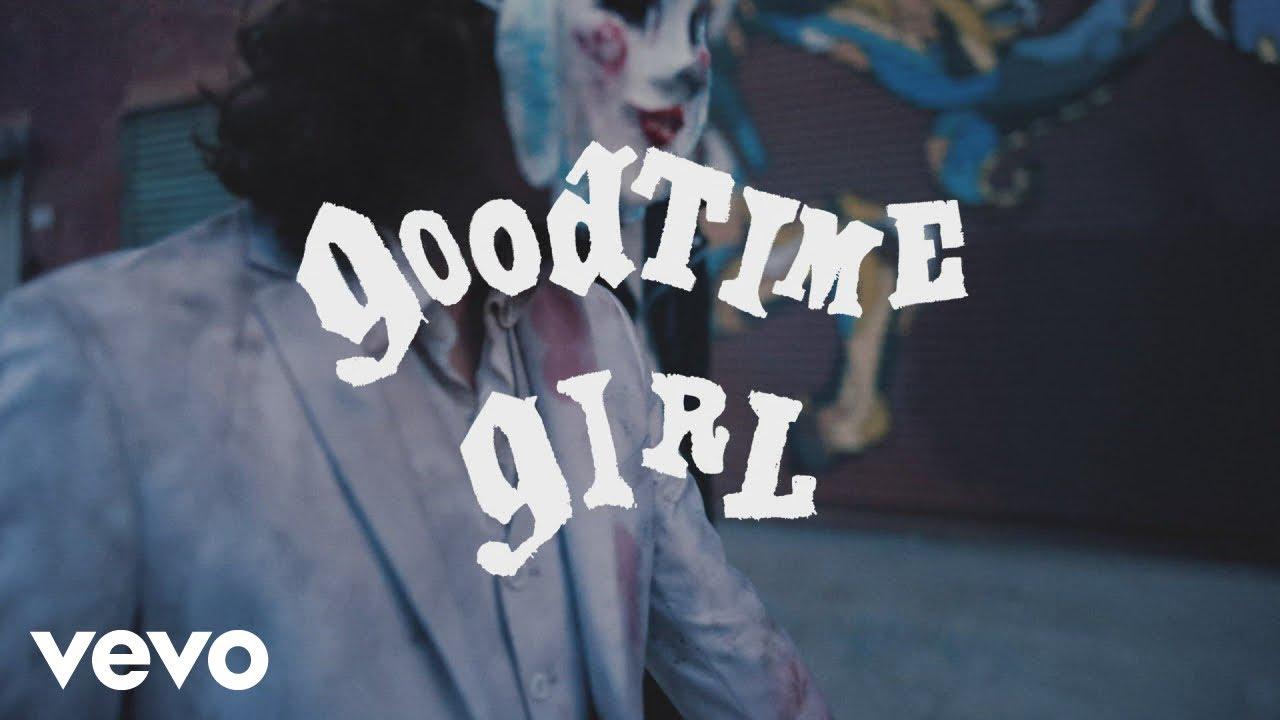Starcrawler - Goodtime Girl (Official Music Video)