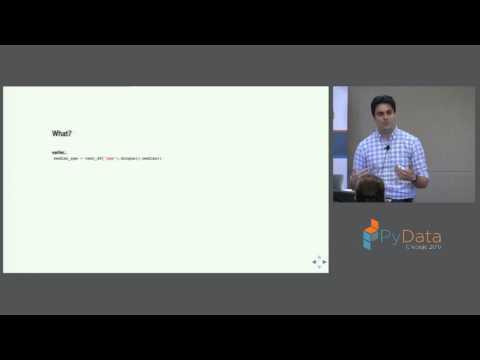 Kevin Goetsch | Deploying Machine Learning using sklearn pipelines