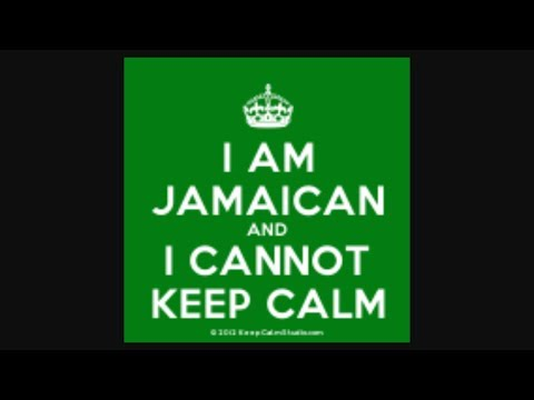Accent TAG Jamaican PATOIS British Born