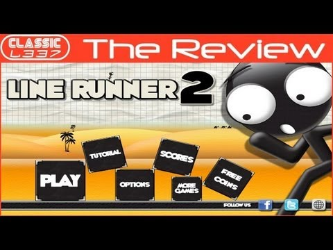 Line Runner 2 Review [iPhone & iPad] from YouTube · Duration:  2 minutes 57 seconds