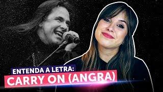 Baixar Entenda a letra de CARRY ON (Angra / André Matos) | Inglês com música