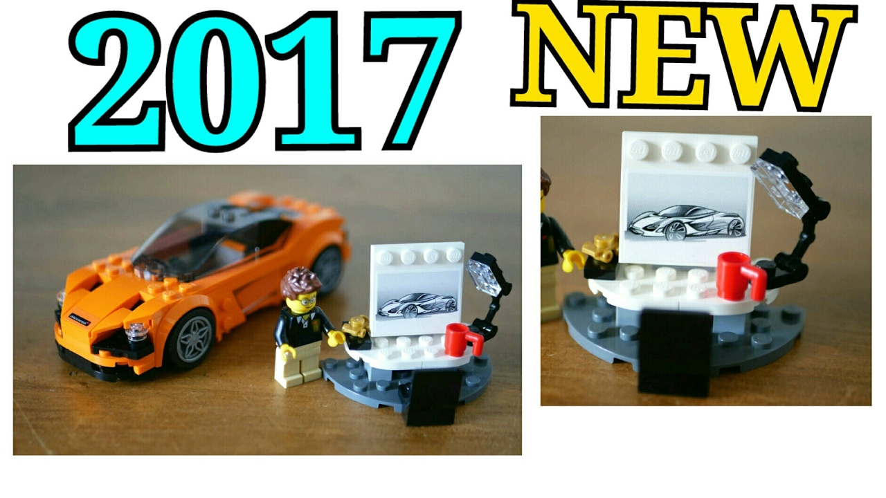 2017 lego speed champions mclaren 720s sport car summer set new youtube. Black Bedroom Furniture Sets. Home Design Ideas