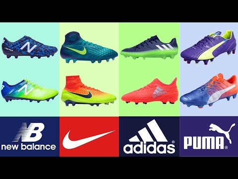 Best 50 Football Boots To Buy For The...