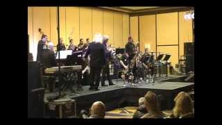 Maynard Ferguson Alumni Band, 10/14/2012, with Eric Miyashiro