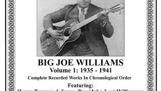 Watch Big Joe Williams Someday Baby video