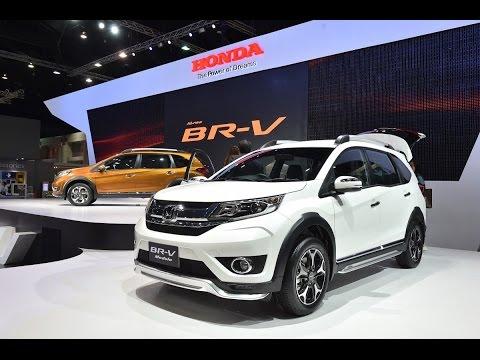 The New Honda BR-V Modulo Bodykit Full Feature Video - YouTube