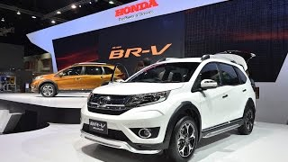 The New Honda BR-V Modulo Bodykit Full Feature Video