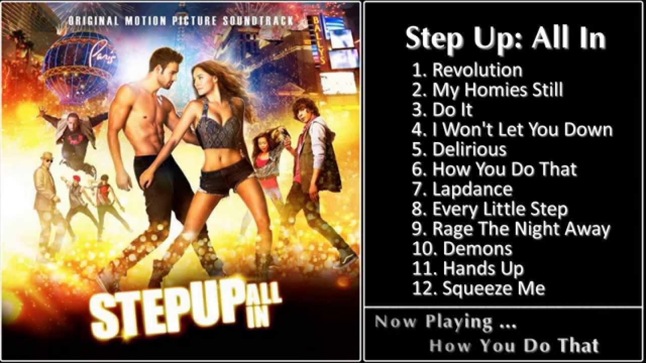 Step up 3 beggin songs free download.