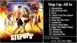 [Full Album] Step Up : All In OST (2014)