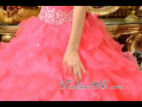 coral-red-sweetheart-quinceanera-dress-with-ruffles-dressforquinces.com