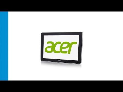 Acer 10 32GB QuadCore Tablet with 2 Cameras