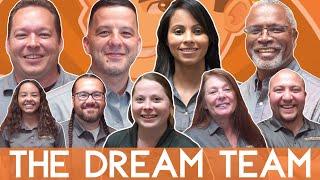 The Custom Construction Dream Team