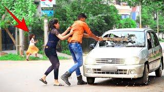 """Again prank on """"VIDHAYAK DAUGHTER"""" Gone Wrong //By Sumit Cool // Prayagraj //Uttar Pradesh"""