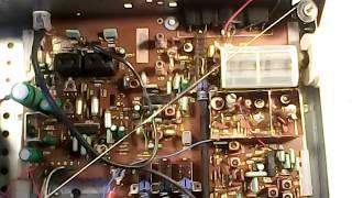 podsumowanie kursu K1   radioodbiornik w srodku Tuner AM   FM K1 6 1a