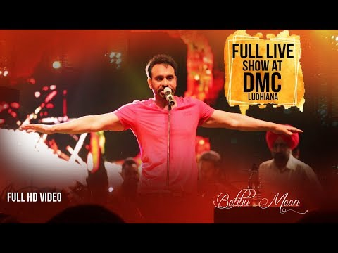Babbu Maan - Full Live Show At DMC Ludhiana