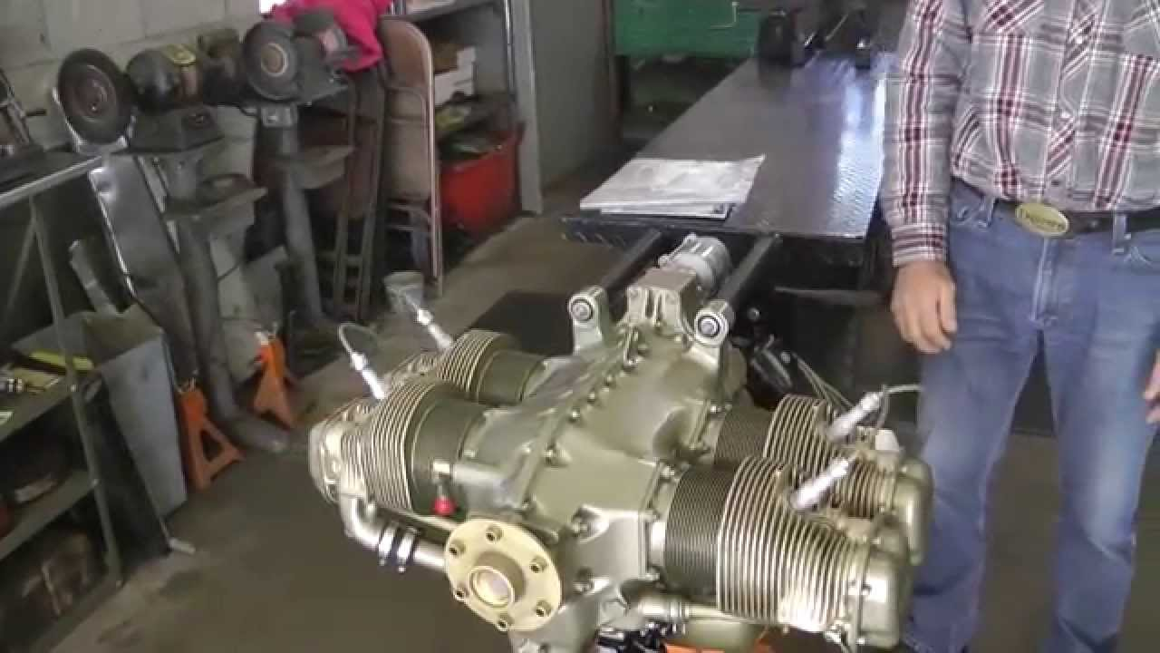 Continental O 200 Engines For Experimental Aircraft Youtube